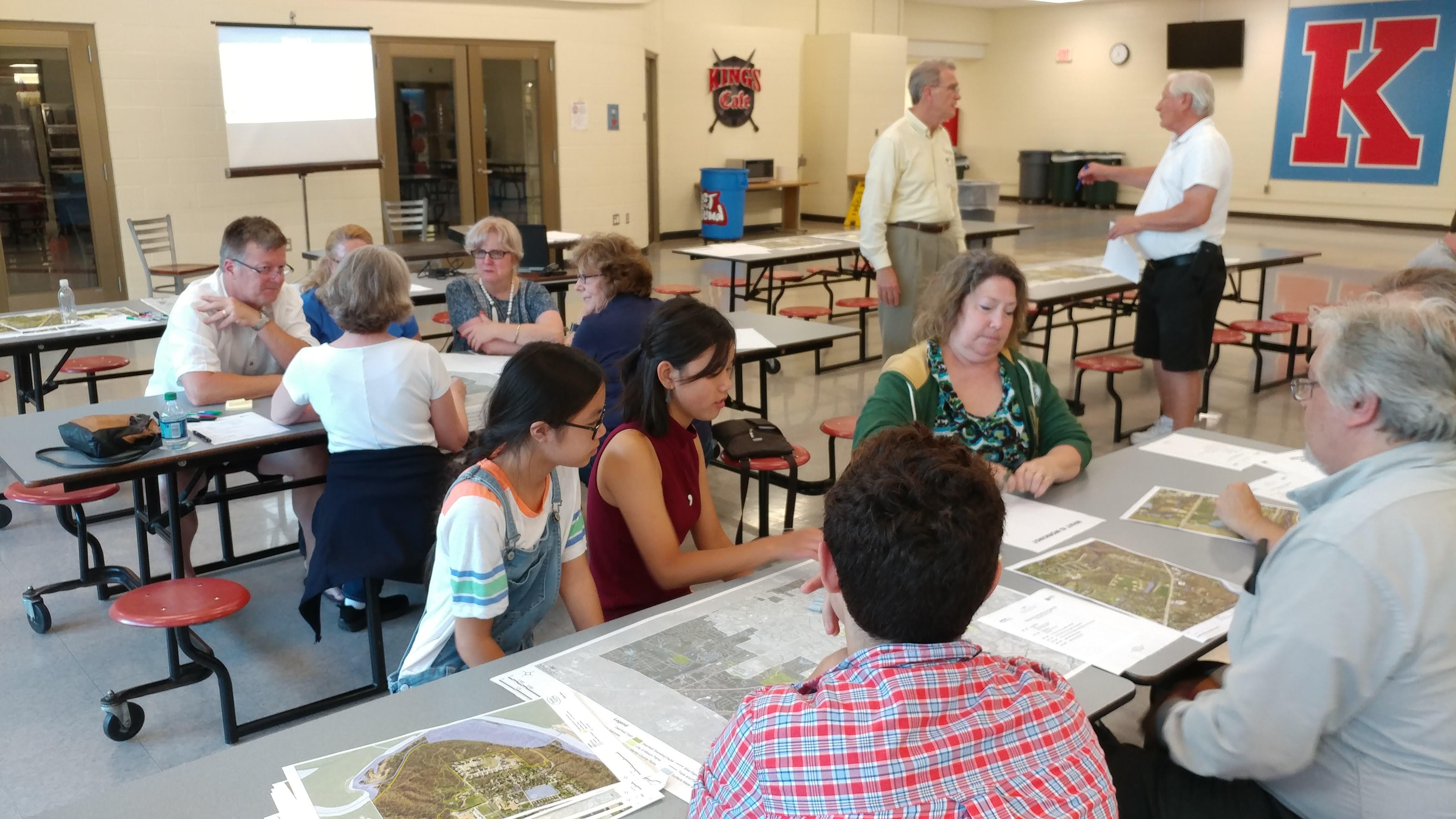 Parks Master Planning Workshop