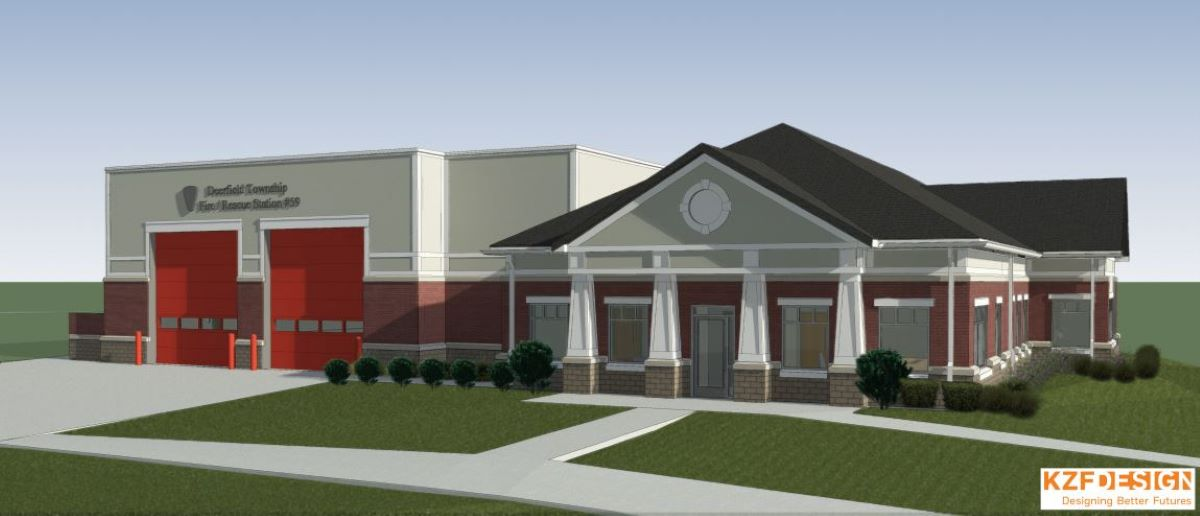 Rendering of Station 59