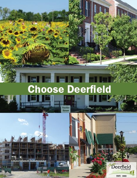Deerfield Township Pamphlet Cover Page