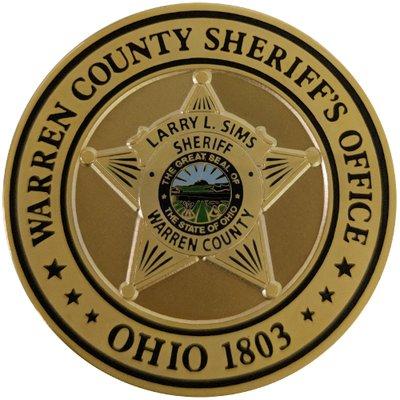 Warren County Sheriff's Logo