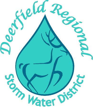 Deerfield Regional Storm Water District Logo