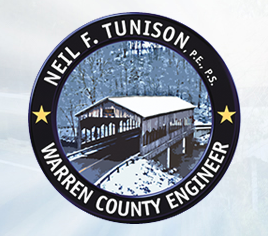 Warren County Engineer Office Seal