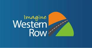 Western Row Road lane closures scheduled